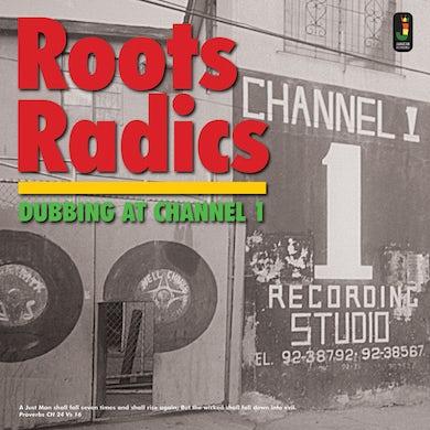 Roots Radics DUBBING AT CHANNEL 1 Vinyl Record