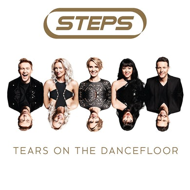 Steps TEARS ON THE DANCEFLOOR Vinyl Record
