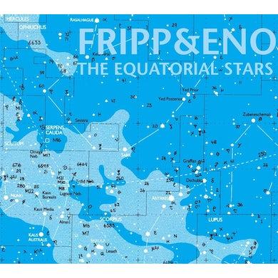 Robert Fripp EQUATORIAL STARS Vinyl Record