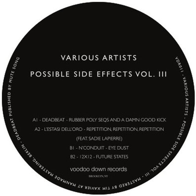 Possible Side Effects Iii / Various