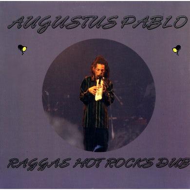 Augustus Pablo RAGGAE HOT ROCKS DUB CD