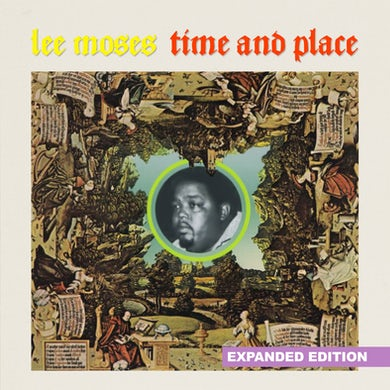 Lee Moses TIME AND PLACE CD