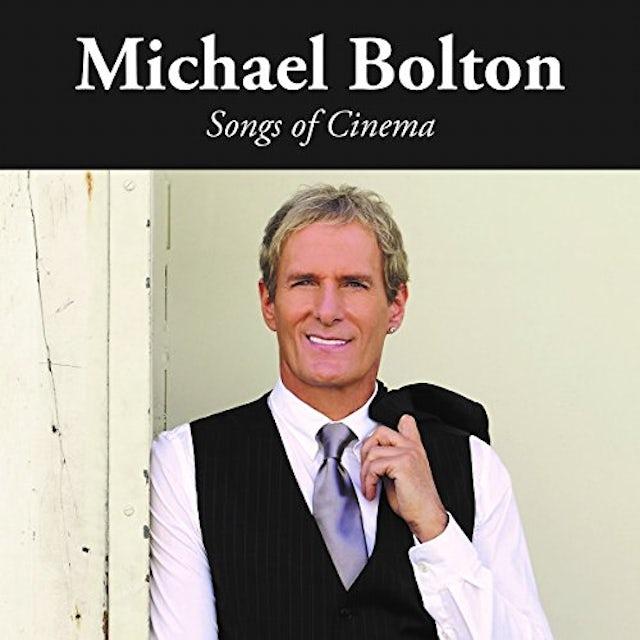 Michael Bolton SONGS OF CINEMA Vinyl Record