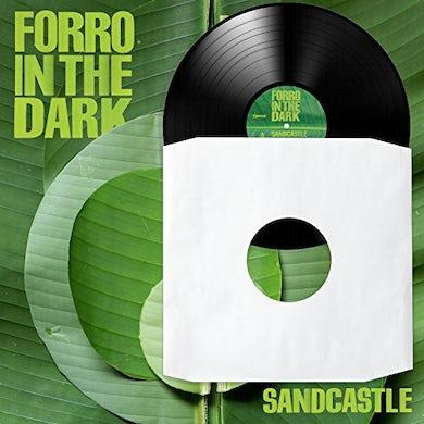 Forro In the Dark SANDCASTLE Vinyl Record