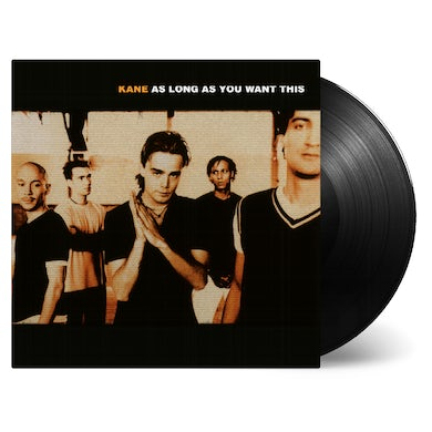 AS LONG AS YOU WANT THIS Vinyl Record