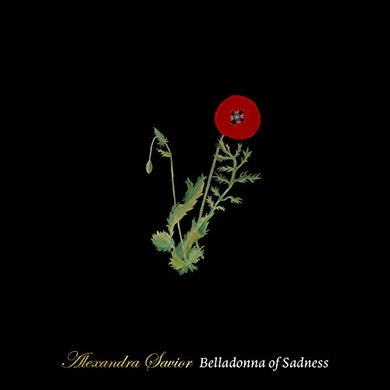 Alexandra Savior BELLADONNA OF SADNESS (RED) (COLV) Vinyl Record