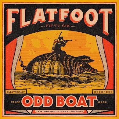 Flatfoot 56 ODD BOAT Vinyl Record