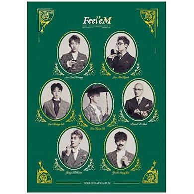 FEEL'EM CD