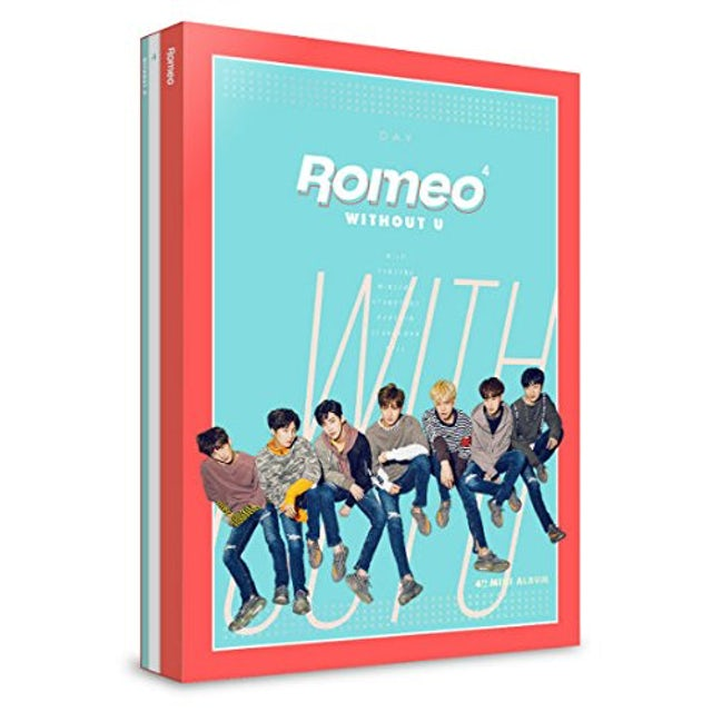 Romeo WITHOUT U (DAY VER) CD