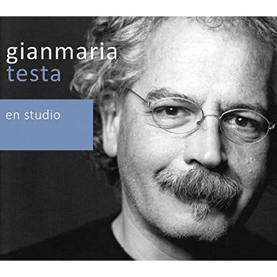 Gianmaria Testa EN STUDIO CD