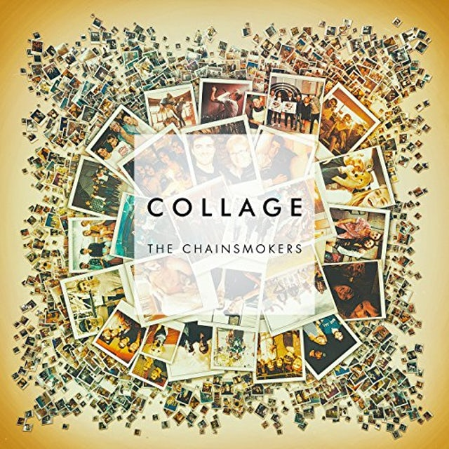 The Chainsmokers COLLAGE CD