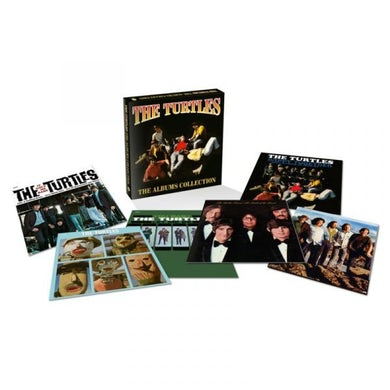The Turtles ALBUMS COLLECTION Vinyl Record Box Set