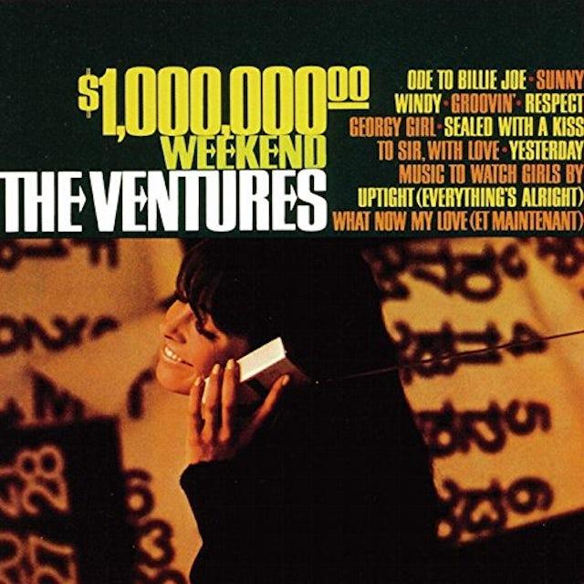 Ventures $1,000,000 WEEKEND CD