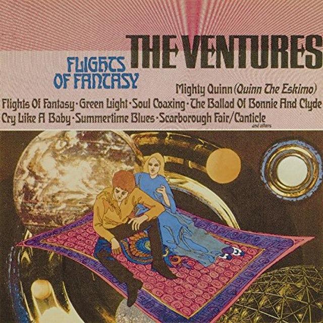 Ventures FLIGHTS OF FANTASY CD