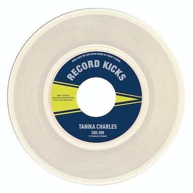 Tanika Charles SOUL RUN /ENDLESS CHAIN Vinyl Record