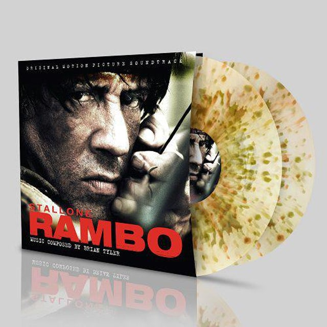 Brian Tyler RAMBO / Original Soundtrack Vinyl Record