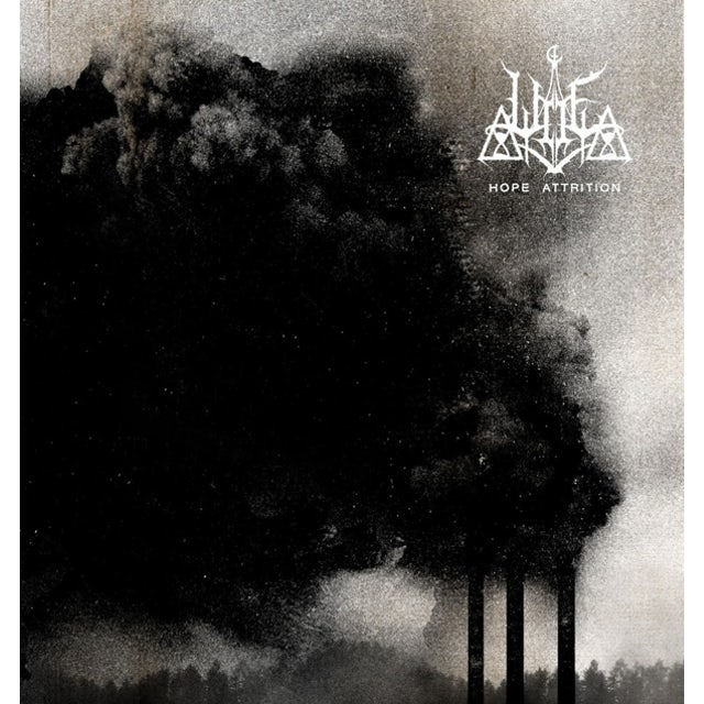 Woe HOPE ATTRITION Vinyl Record