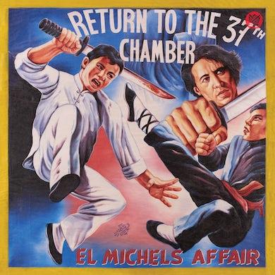 El Michels Affair RETURN TO THE 37TH CHAMBER CD