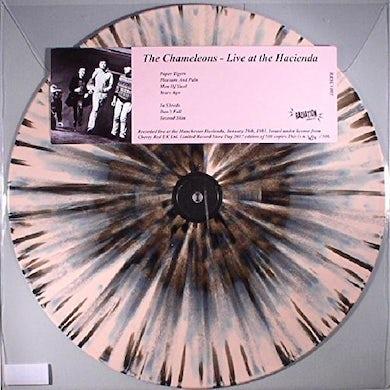 The Chameleons LIVE AT THE HACIENDA Vinyl Record