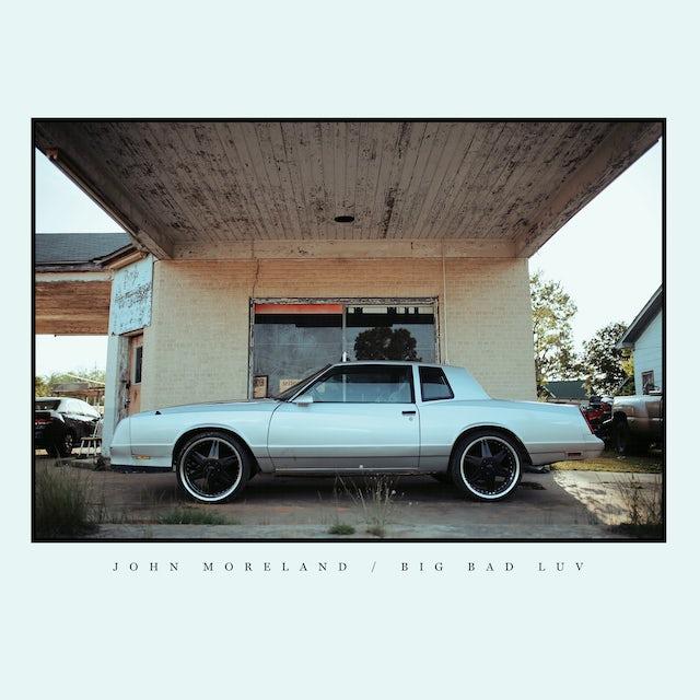 John Moreland BIG BAD LUV CD