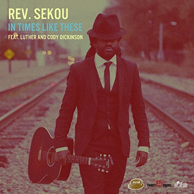 Rev Sekou IN TIMES LIKE THESE CD