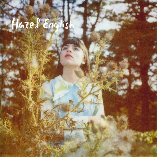 Hazel English JUST GIVE IN / NEVER GOING HOME CD