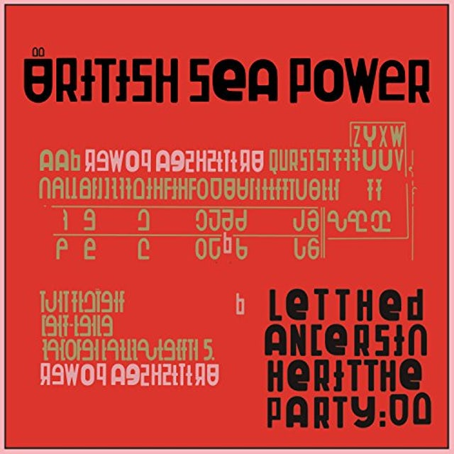 British Sea Power LET THE DANCERS INHERIT THE PARTY CD