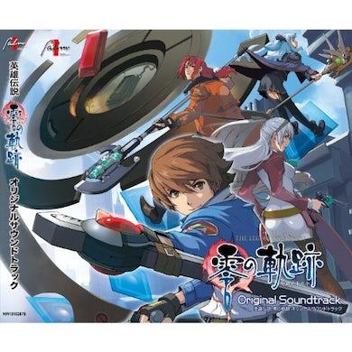 Game Music EIYUU DENSETSU ZERO NO KISEKI AL / Original Soundtrack CD