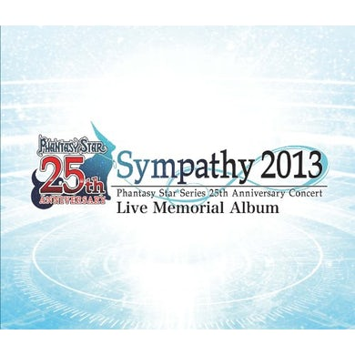 Game Music PHANTASY STAR SERIES NIJUUGO S KINEN CONCERT SYMPA CD