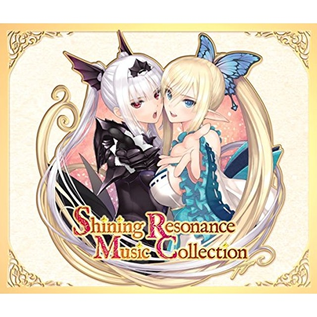 Game Music SHINING RESONANCE MUSIC COLL / Original Soundtrack CD