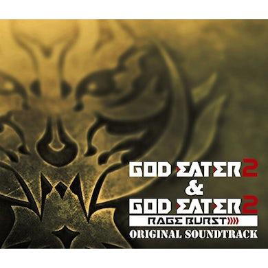 Game Music GOD EATER 2 & GOD EATER 2 RAGE / Original Soundtrack CD