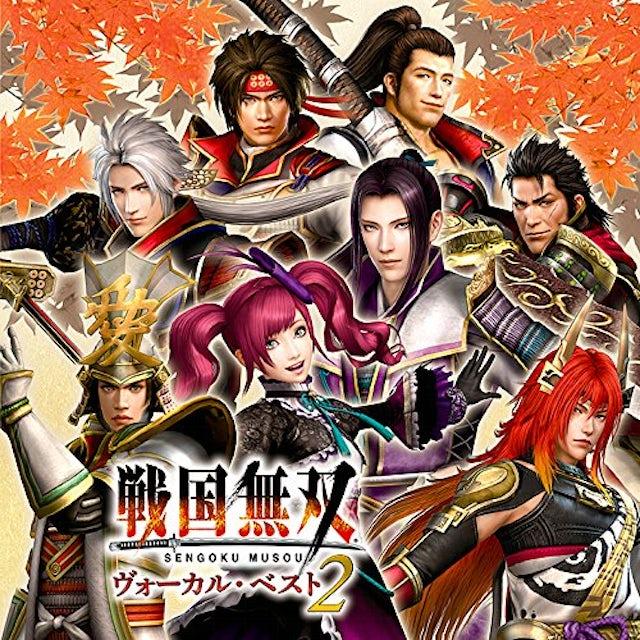 Game Music SENGOKU MUSOU VOCAL BEST 2 / Original Soundtrack CD