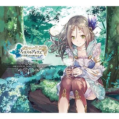 Game Music FIRIS NO ATELIER -FUSHIGINA TARENKINJUTSUSHI / Original Soundtrack CD