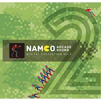 Game Music NAMCO ARCADE SOUND DIGITAL COLN VOL 2 / Original Soundtrack CD
