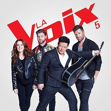 Compilation LA VOIX V CD