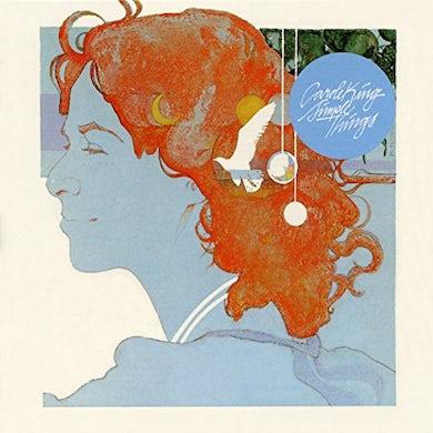 Carole King SIMPLE THINGS Vinyl Record