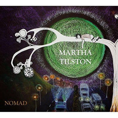 Martha Tilston NOMAD Vinyl Record