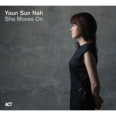 SHE MOVES ON CD