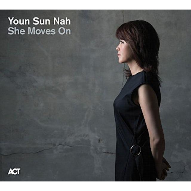 Youn Sun Nah SHE MOVES ON CD