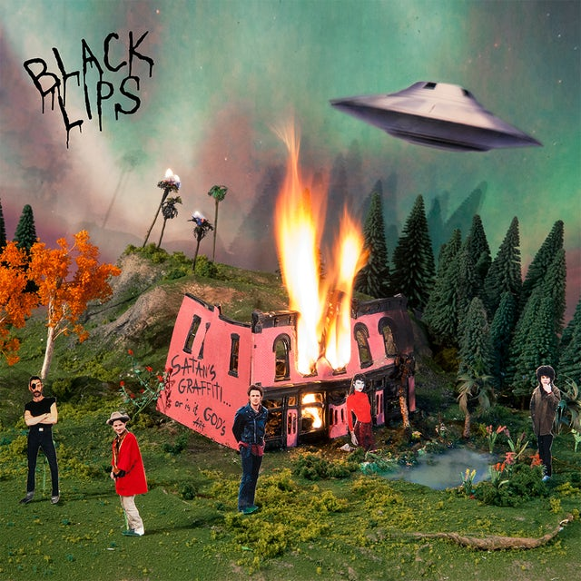Black Lips SATAN'S GRAFFITI OR GOD'S ART CD