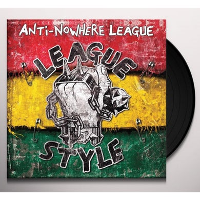 LEAGUE STYLE Vinyl Record