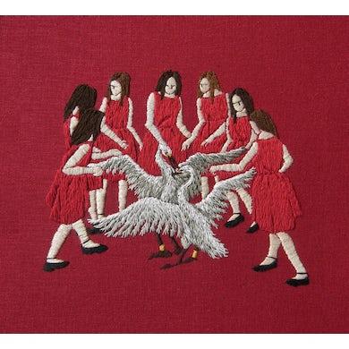 Pillowtalk THIS IS ALL PRETEND (RED & WHITE VINYL/DL CARD) Vinyl Record