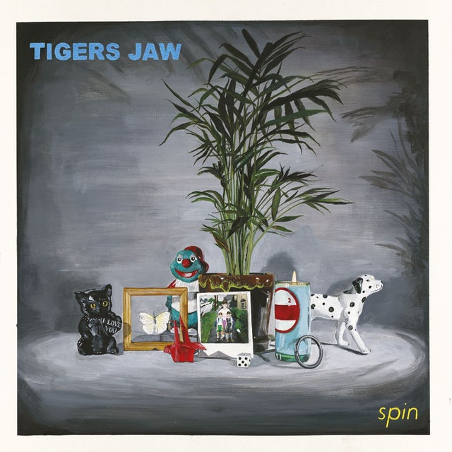 Tigers Jaw SPIN CD