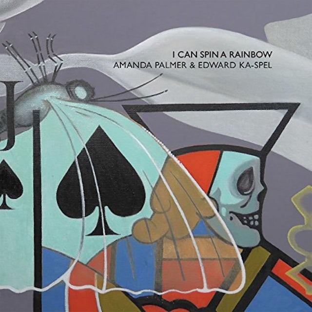 Amanda Palmer / Edward Ka-Spel I CAN SPIN A RAINBOW CD