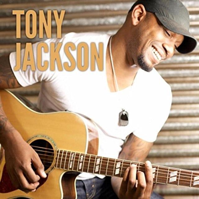 Tony Jackson CD