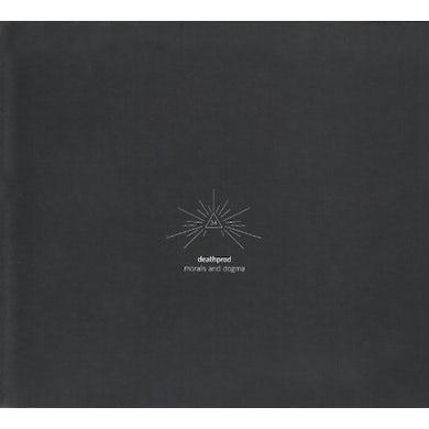 Deathprod MORALS AND DOGMA Vinyl Record