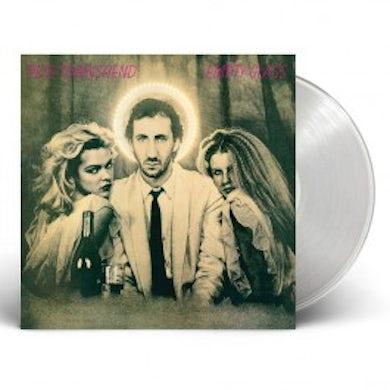 Pete Townshend EMPTY GLASS (CLEAR VINYL) Vinyl Record