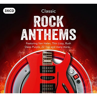 Classic Rock Anthems / Various CD