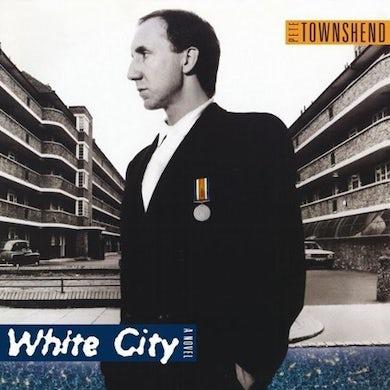 Pete Townshend WHITE CITY: A NOVEL (BLUE VINYL) Vinyl Record