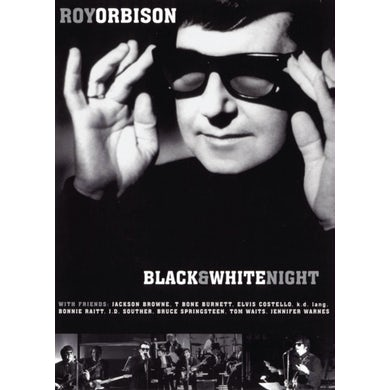Roy Orbison BLACK & WHITE NIGHT CD